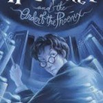 harry potter order of the phoenix cover
